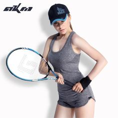 Brand Name: NOVEHEKALI Item Type: Tops Gender: Women Pattern Type: Solid Model Number: V001 Style: Casual Material: Spandex,Polyester Fabric Type: Knitted Decoration: None Tops Type: Tank Tops Clothing Length: Regular Style: Active Color Style: Natural Color