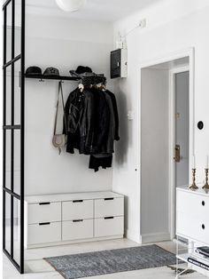 Créer une entrée sans fermer l'espace   PLANETE DECO a homes world   Bloglovin'