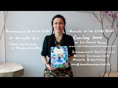 Ramble of the Little Girl by Nathalie Lété :: Promenade de la petite fille (Ramble of the Little Girl) by Nathalie Lété (paper engineering by Marion Bataille)  :: Courtesy of Nathalie Lete @ Youtube