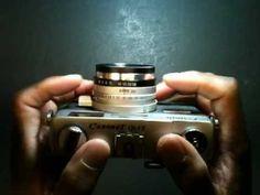 Canon Canonet QL17 G-III - YouTube