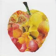 Ovoce - koláž Peach, Food, Art, Crafting, Kids, Essen, Peaches, Meals, Yemek