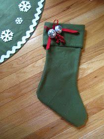 Sew Many Ways...: Tool Time Tuesday...No Sew Tree Skirt for $2.50 Diy Christmas Tree Skirt, Christmas Sewing, Family Christmas, Christmas Stockings, Christmas Diy, Christmas Decorations, Christmas Ornaments, Holiday Decor, Holiday Ideas