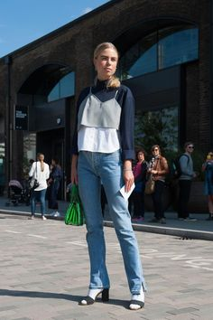 All the Best Street Style From Milan Fashion Week  From New York Fashion  Week to London and now to Milan 71327834260