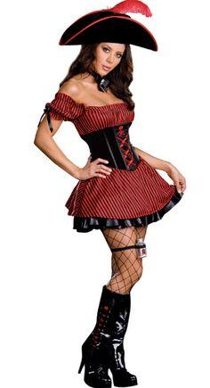 Pirate Costume,$56.99