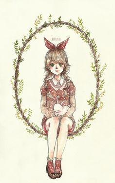 cherry ♥ rabbit
