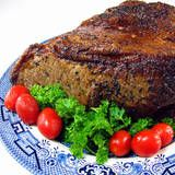 One Perfect Bite: New York Strip Roast with Port Wine and Mustard Sauce#.Urur-bQcY1o