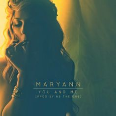 """DEF!NITION OF FRESH : Maryann - You and Me...N-Crowd Entertainment sends the new single from Maryann entitled """"You and Me"""", off the upcoming project """"Futuristic Always"""" due out 4/28/14."""