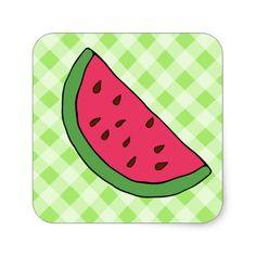 watermelon birthday / watermelon invitation / watermelon birthday, Birthday invitations
