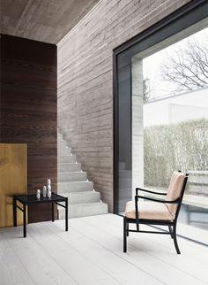 Colonial Collection from Carl Hansen & Son Timeless Design, Modern Design, Modern Decor, Colonial Chair, Colonial Furniture, Scandinavia Design, Interior Architecture, Interior Design, Danish Modern Furniture
