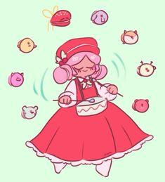 마카롱 Cotton Candy Cookies, Macaron Cookies, Art Jokes, Anohana, Cookie Run, Food Fantasy, Yandere Simulator, Cookies Et Biscuits, Character Design Inspiration
