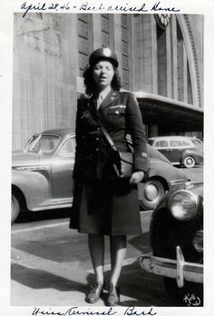 Barb Cordes - 1946 - Union Terminal Cincinnati WWII History Returning Home