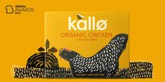 The Dieline Awards 2014: Prepared Food, 2nd Place – Kallo
