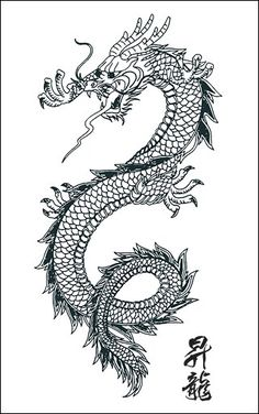 Japanese Flower Dragon | of dragons as terrifying beasts but in japan the dragon symbolises ...