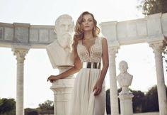 Designer Brautkleider - Zarte Spitze von Julie Vino