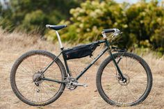 The more I see the work of Cameron Falconer in person, the more I love his bicycles, especially his rigid 29'r model. Designed for everything from trail riding to multi-day bikepacking, these bikes ha...