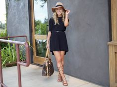 T-shirt LBD from Asos   Vogue in Vines
