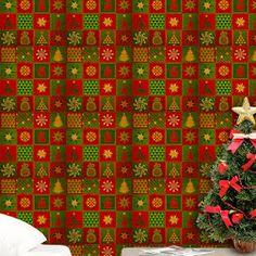 Nesse Natal Faça algo diferente e Moderno, Use e Abuse dos Adesivos de Parede da Aqui Gruda para decorar o ambiente de sua casa, deixe tudo muito lindo para receber as visitas de final de ano...  http://www.elo7.com.br/papel-de-parede-para-enfeites-de-natal/dp/813230  #Onde_Comprar_Papel_de_Parede# clique no Link Acima #Comprar-Papel-de-Parede#  é na AQUI GRUDA!!!