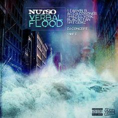Nutso – Verbal Flood