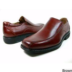 Ferro Aldo Men's Square Toe Casual Loafers