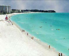 Siesta Key, Florida...