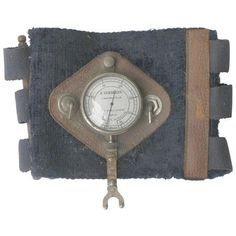 Image of Antique 1920s French Blood Pressure Cuff FOR SALE CHAIRISH - DR REF OR BUY?