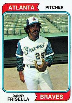 71 - Danny Frisella - Atlanta Braves