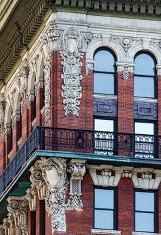 New York Architecture Photos: Scale Model Architecture, New York Architecture, Architecture Images, Architecture Details, New York City Buildings, Palace Interior, I Love Nyc, Cool Doors, Beautiful Buildings
