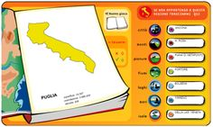 Attività interattive di geografia per la scuola primaria e media