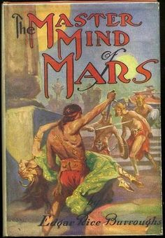 This is the sixth book in the Mars series by Edgar Rice Burroughs.