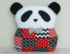 Patchwork Panda | Angie's Art Studio