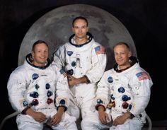 Astronautas da missão Apollo 11