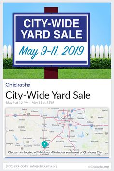 29 Best City-Wide, Multi-Family & Neighborhood Garage Sales images