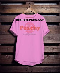 Peachy Tshirt //Price: $14.50    #clothing #shirt #tshirt #tees #tee #graphictee #dtg #bigvero #OnSell #Trends #outfit #OutfitOutTheDay #OutfitDay