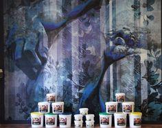 Wall Art Digital Fresco
