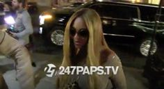 Beyoncé Does Quick Outfit Change Before Dinner at ABC Kitchen in NYC - http://bit.ly/2yGtglc #ABCKitchen, #Beyonce, #JayZ, #LouisVuitton, #NYC