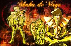 Shaka de Virgo by ZafirodeGeminis