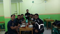 Diner with Mahomers...:v