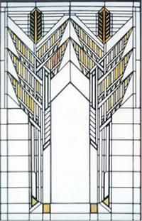 Light Screens: The Leaded Glass Of Frank Lloyd Wright | Orange County Museum of Art