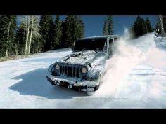 Jeep Wrangler Arctic Edition.