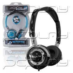 Audífono PCPLAY DJ-H01 con Microfono