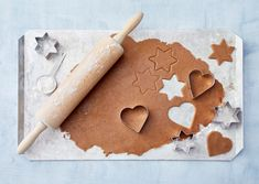 Gingerbread Cookies, Baking Recipes, Sweets, Homemade, Desserts, Hamburgers, Christmas Stuff, Cupcakes, Foods