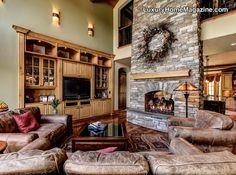 Grand, luxurious, cozy ❤️