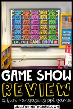 5th grade place value game is a fun and engaging game to review 5th grade common core standards. This math game in PowerPoint format is similar to Jeopardy and students look the engagement they get and it's an hands on activity! Includes questions about patterns, standard form, expanded form and power of 10's