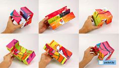 Дизайнерская упаковка для тортов