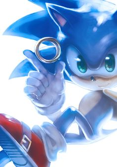 Sonic. I don't remember which one it was, but I do remember sitting in my room with my sister playing Sonic on my SEGA. Those were the days...