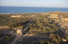 Leptis Magna.