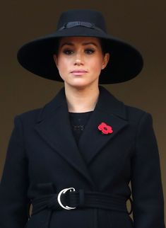 During the solemn ceremony, Queen Elizabeth, Kate Middleton and Camilla, Duchess of Cornwall stood together at one balcony, while Meghan Markle watched from the balcony of another window. Prince William Et Kate, Prince Harry And Meghan, William Kate, Princess Meghan, Princess Anne, Royal Albert Hall, Lady Diana, Elizabeth Ii, Kate Middleton