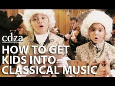 How do you teach the classics to students today? How do you get students thinking critically about how Mozart, Beethoven, and Bach are relevant to music today? These composers provide the building blocks of modern music, and are necessary knowledge to a well-rounded musical education, but how do you get students to pay attention to these long-de...