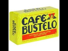 Cafe' Bustelo HOW TO MAKE THE PERFECT CUP