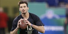 Top 2016 NFL Draft Prospects: Three-Man Race For First Quarterback Drafted Nfl News, Sports News, John Elway, Carson Wentz, First Round, Broncos, Movie Tv, Racing